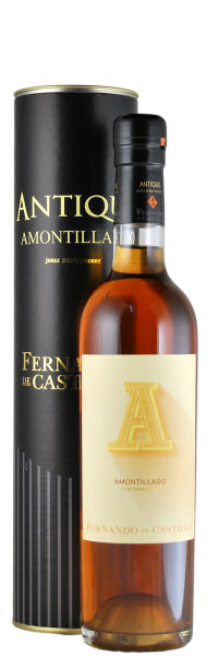 Fernando de Castilla Sherry Amontillado Antique Jerez DO 0,5l