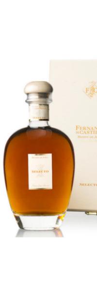 Fernando de Castilla Solera Gran Reserva SELECTO Brandy Jerez DO 0,7l 40% vol.