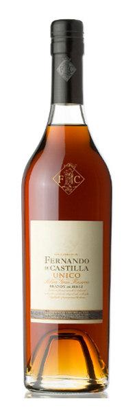 Fernando de Castilla Solera Gran Reserva UNICO Brandy de Jerez DO 0,7l 40% vol.