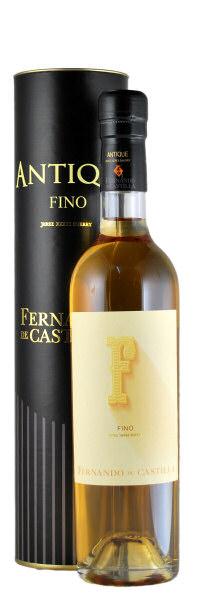Fernando de Castilla Sherry Fino Antique Jerez DO 0,5l