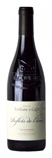 Fontaine du Clos LES REFLETS DE LÂME AOC Vacqueyras 2011 0,75l