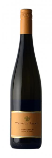 Weingut Frank Grüner Veltliner Johannesbergen 2015 0,75l