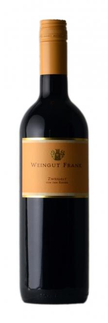 Weingut Frank Zweigelt KALK & LOESS 2016 0,75l