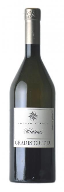 Gradis´ciutta BRATINIS Collio Bianco DOC Collio 2013 0,75l