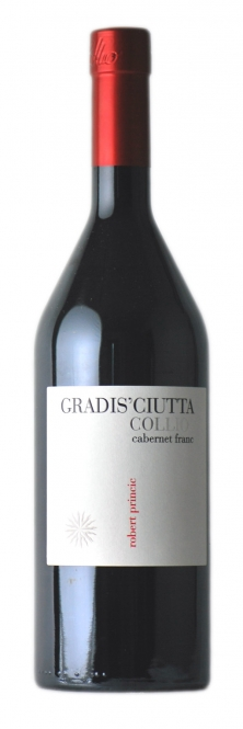 Gradis´ciutta Cabernet Franc DOC Collio 2014 0,75l
