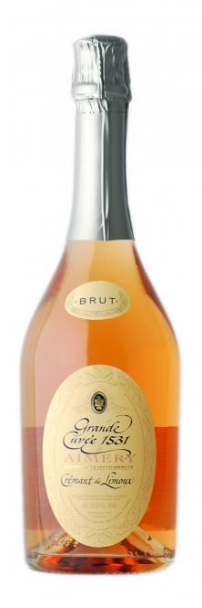 Aimery Sieur d´Arques Grande Cuvée 1531 Cremant Rosé Brut 0,75l