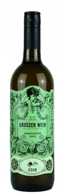 Groszer Wein Gemischter Satz weiss 2016 0,75l