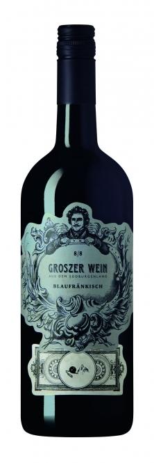 Groszer Wein Blaufränkisch 2014 1,0l