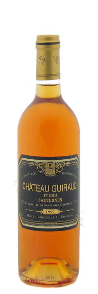 Château Guiraud Sauternes 1er Cru 2007 0,75l