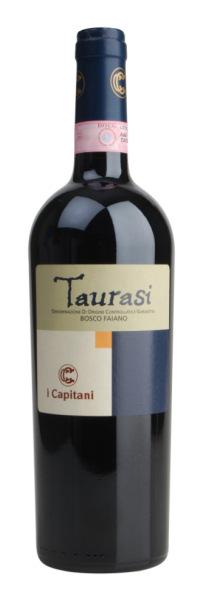 I Capitani TAURASI Bosco Faiano DOCG 2011 0,75l