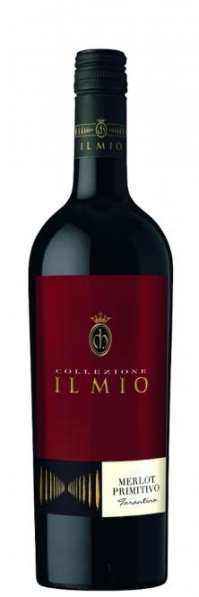 Il Mio Rosso Merlot & Primitivo IGT Puglia 2016 0,75l