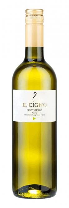 Il Cigno Pinot Grigio 2016 IGT 0,75l
