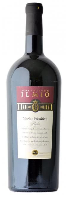 Il Mio Rosso Merlot & Primitivo IGT Puglia 1,5l MAGNUM