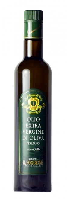 Il Poggione Olivenöl - Olio Extra Vergine di Oliva 0,5l