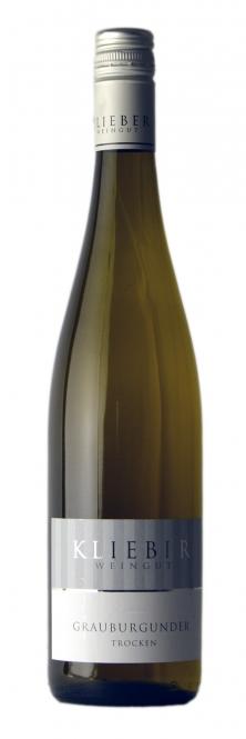 Klieber Grauer Burgunder trocken Silber Edition 2016 0,75l