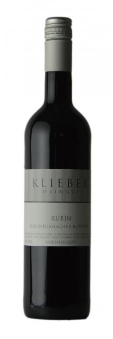 Klieber Rubin Rotweincuvée 2014 0,75l