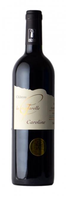 Château La Coustarelle CUVEE CAROLINE AOC Cahors 2010 0,75l