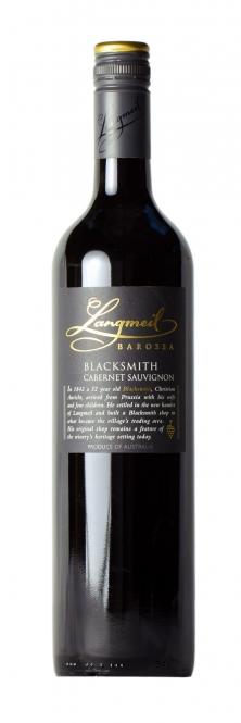 Langmeil BLACKSMITH Cabernet Sauvignon 2013 0,75l