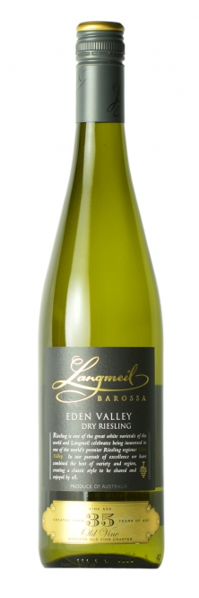 Langmeil Dry Riesling Eden Valley 2015 0,75l