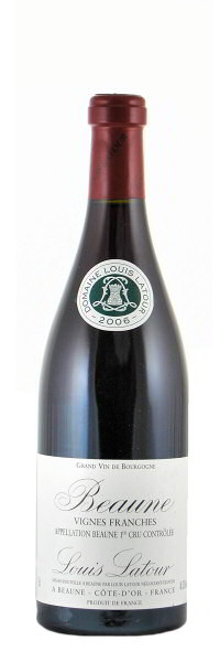 Louis Latour Beaune 1. Cru Vignes Franches 2006 0,75l