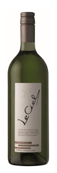 LE CIEL Blanc Vin de Pays d´Oc 2016 1,0l