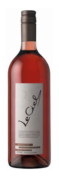 LE CIEL Rosé Vin de Pays d´Oc 2016 1,0l
