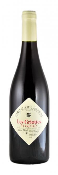 Pierre-Marie Chermette - Vissoux LES GRIOTTES AOC Beaujolais 2015 0,75l