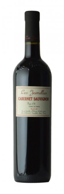 Les Jamelles Cabernet Sauvignon Pays d´Oc 2015,75l