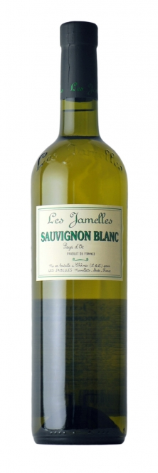 Les Jamelles Sauvignon Blanc Pays d´Oc 2016 0,75l