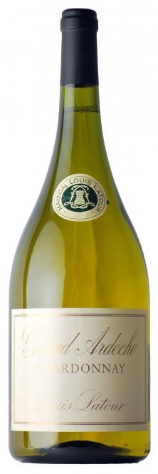 Louis Latour Grand Ardeche Chardonnay 2015 MAGNUM 1,5l