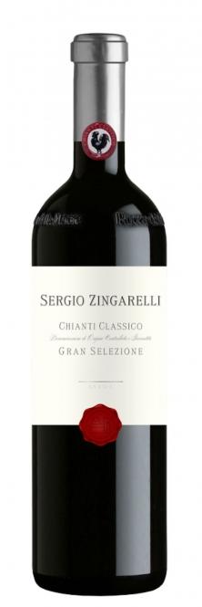 Rocca delle Macìe SERGIO ZINGARELLI Chianti Classico Gran Selezione DOCG 2012 0,75l