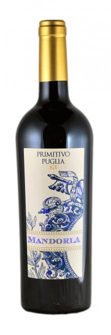 Mandorla Primitivo Puglia IGP 2016 0,75l
