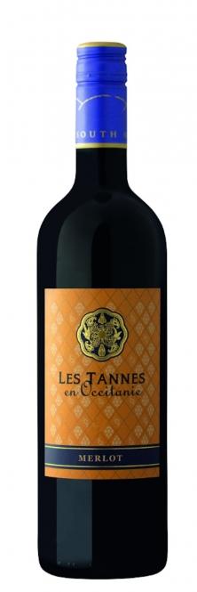 Paul Mas LES TANNES en Occitanie MERLOT 2016 0,75l