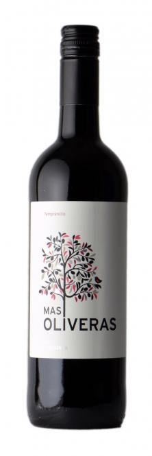 Roqueta MAS OLIVERAS Tinto 2015 0,75
