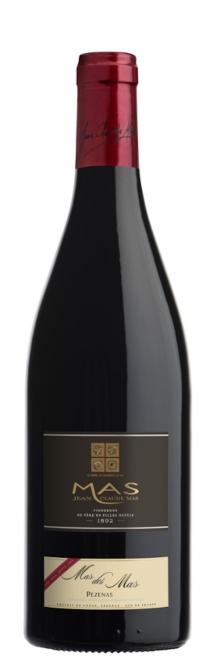 Mas des Mas PEZENAS Coteaux du Languedoc AOC 2015 0,75l