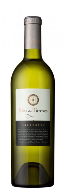 Mas des Tannes  Grenache Blanc Réserve Vin de Pays BIO 2015 0,75l
