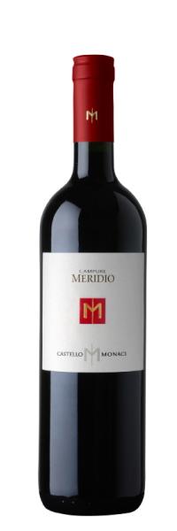 Castello Monaci CAMPURE MERIDIO Salento Rosso IGT Puglia 2009 0,75l
