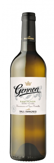 Nals Margreid Sauvignon Blanc GENNEN DOC 2015 0,75l