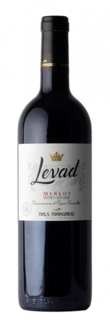 Nals Margreid LEVAD Merlot DOC 2015 0,75l