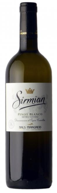 Nals Margreid SIRMIAN Pinot Bianco DOC 2016 0,75l