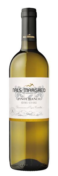 Nals Margreid Pinot Bianco DOC 2015 0,75l