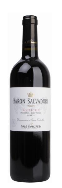 Nals Margreid BARON SALVADORI ANTICUS Cabernet - Merlot Riserva DOC 2013 0,75l