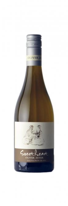 Oliver Zeter Sauvignon Blanc SWEETHEART süss 2015 0,5l