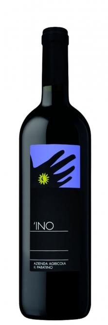 San Patrignano INO Rosso IGP 2015 0,75l