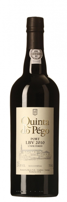 Quinta do Pego Late Bottled Vintage Port LBV 2012 0,75l