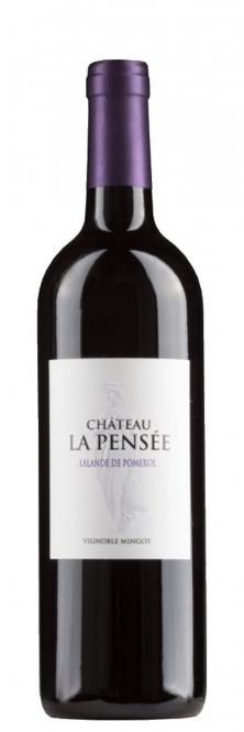 Château La Pensée AOP Lalande de Pomerol 2015 0,75l