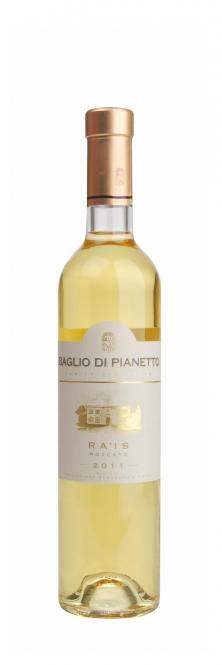 Baglio di Pianetto RAIS Moscato Sicilia IGT 2011 0,5l