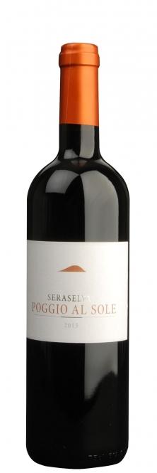 Poggio al Sole SERASELVA Cabernet Sauvignon - Merlot Rosso Toscana IGT 2013 0,75l