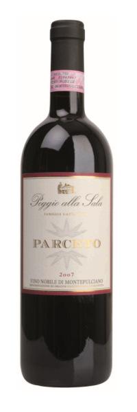 Poggio alla Sala PARCETO Vino Nobile di Montepulciano DOCG 2008 0,75l