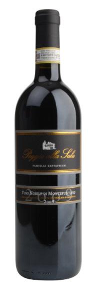 Poggio alla Sala Vino Nobile di Montepulciano DOCG 2012 0,75l